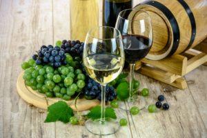 White-ish Perks of White Wines