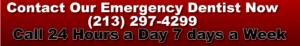 emergency dental care los angeles